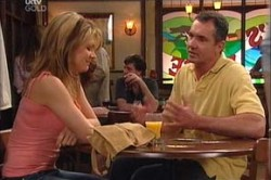 Izzy Hoyland, Karl Kennedy in Neighbours Episode 4438