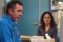 Karl Kennedy, Liljana Bishop in Neighbours Episode 4440