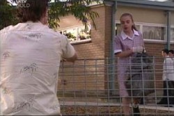 Gus Cleary, Summer Hoyland in Neighbours Episode 4441