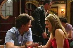 Izzy Hoyland, Gus Cleary, Karl Kennedy in Neighbours Episode 4442