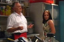 Harold Bishop, Michelle Scully in Neighbours Episode 4445