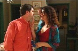 David Bishop, Liljana Bishop in Neighbours Episode 4445