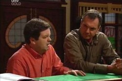 David Bishop, Karl Kennedy in Neighbours Episode 4445