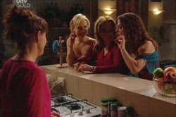 Susan Kennedy, Sindi Watts, Lyn Scully, Liljana Bishop in Neighbours Episode 4446