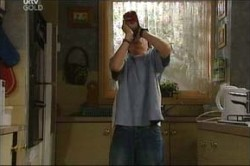 Stingray Timmins in Neighbours Episode 4447