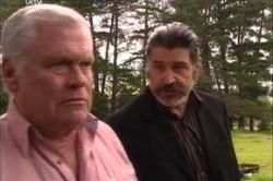 Rocco Cammeniti, Lou Carpenter in Neighbours Episode 4448