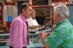 Harold Bishop, Harold Bishop, Lou Carpenter in Neighbours Episode 4449