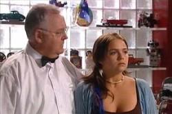 Harold Bishop, Sky Mangel in Neighbours Episode 4450