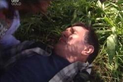 Sky Mangel, John Swan in Neighbours Episode 4451