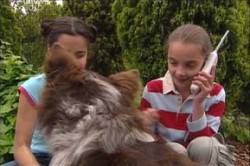 Lisa Jeffries, Harvey, Summer Hoyland in Neighbours Episode 4452