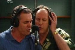 Stanford Mundy, Karl Kennedy in Neighbours Episode 4453