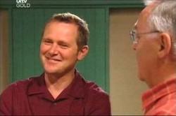 Harold Bishop, Max Hoyland in Neighbours Episode 4455