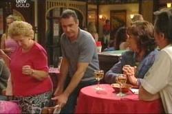Valda Sheergold, Karl Kennedy, Susan Kennedy, Brent Styles in Neighbours Episode 4455