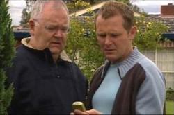 Max Hoyland, Harold Bishop in Neighbours Episode 4455
