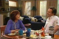 Susan Kennedy, Brent Styles in Neighbours Episode 4456