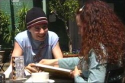 Stingray Timmins, Serena Bishop in Neighbours Episode 4456