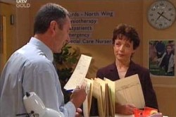 Karl Kennedy, Margaret Greer in Neighbours Episode 4457