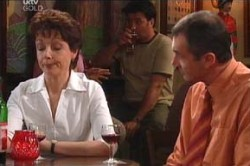 Margaret Greer, Karl Kennedy in Neighbours Episode 4457