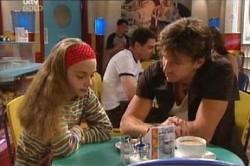 Summer Hoyland, Gus Cleary in Neighbours Episode 4458