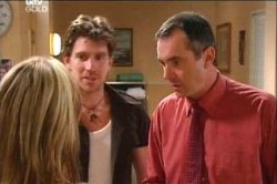 Gus Cleary, Karl Kennedy in Neighbours Episode 4459