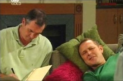 Karl Kennedy, Max Hoyland in Neighbours Episode 4463