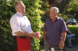 Harold Bishop, Lou Carpenter in Neighbours Episode 4464