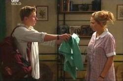 Boyd Hoyland, Sky Mangel in Neighbours Episode 4464