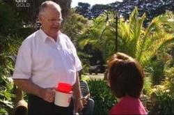 Harold Bishop in Neighbours Episode 4465