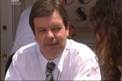 David Bishop in Neighbours Episode 4465