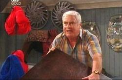 Lou Carpenter in Neighbours Episode 4466