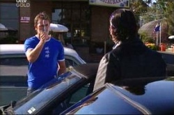 Stuart Parker, Rocco Cammeniti in Neighbours Episode 4466