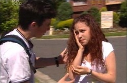 Stingray Timmins, Serena Bishop in Neighbours Episode 4468