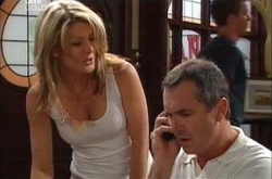 Izzy Hoyland, Karl Kennedy in Neighbours Episode 4468