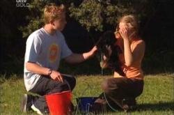 Boyd Hoyland, Sky Mangel in Neighbours Episode 4468