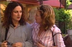 Liljana Bishop, Lyn Scully in Neighbours Episode 4475