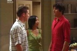 Jack Scully, Lori Lee, Connor O