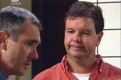 Karl Kennedy, David Bishop in Neighbours Episode 4475