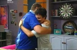 Stingray Timmins, Toadie Rebecchi in Neighbours Episode 4494
