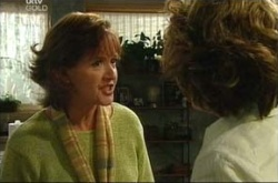 Susan Kennedy, Lyn Scully in Neighbours Episode 4494