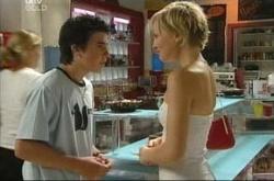 Stingray Timmins, Sindi Watts in Neighbours Episode 4495