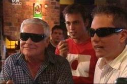 Lou Carpenter, Stuart Parker, Connor O