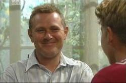 Max Hoyland, Boyd Hoyland in Neighbours Episode 4495