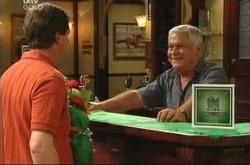 David Bishop, Lou Carpenter in Neighbours Episode 4495