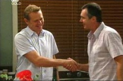 Max Hoyland, Karl Kennedy in Neighbours Episode 4498