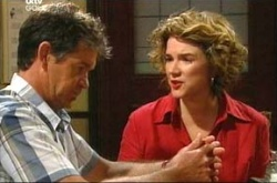 Tom Scully, Lyn Scully in Neighbours Episode 4498
