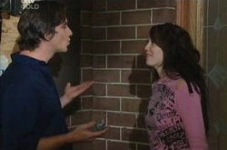 Darren Stark, Libby Kennedy in Neighbours Episode 4499