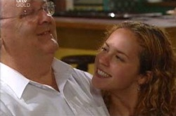 Serena Bishop, Harold Bishop in Neighbours Episode 4505