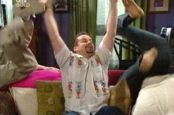 Toadie Rebecchi in Neighbours Episode 4506