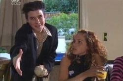 Stingray Timmins, Serena Bishop in Neighbours Episode 4506