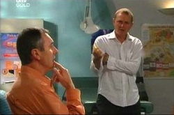 Karl Kennedy, Max Hoyland in Neighbours Episode 4507